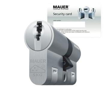 Mauer DT1+ cilinder met kerntrekbeveiliging (1x) - SKG***
