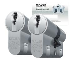 Mauer DT1+ cilinder met kerntrekbeveiliging (2x) - SKG***
