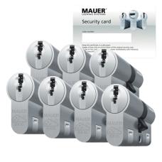 Mauer DT1+ cilinder met kerntrekbeveiliging (7x) - SKG***