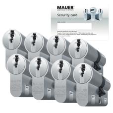 Mauer DT1+ cilinder met kerntrekbeveiliging (8x) - SKG***
