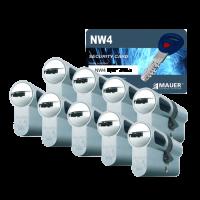 Mauer New Wave 4 cilinder met kerntrekbeveiliging (9x) - SKG***