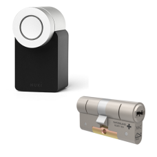 Nuki Smart Lock 2.0 + M&C Condor cilinder met kerntrekbeveiliging (1x) - SKG***