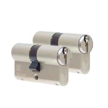 Oxloc 07 cilinder met kerntrekbeveiliging (2x) - SKG ***