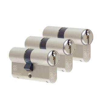 Oxloc 07 cilinder met kerntrekbeveiliging (3x) - SKG ***