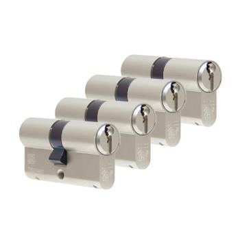 Oxloc 07 cilinder met kerntrekbeveiliging (4x) - SKG ***