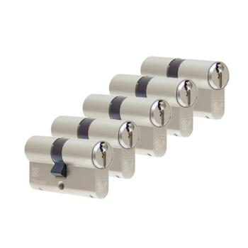Oxloc 07 cilinder met kerntrekbeveiliging (5x) - SKG ***