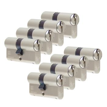 Oxloc 07 cilinder met kerntrekbeveiliging (8x) - SKG ***