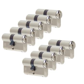 Oxloc 07 cilinder met kerntrekbeveiliging (9x) - SKG ***