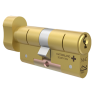 M&C Matrix cilinder messing met kerntrekbeveiliging (7x) - SKG***